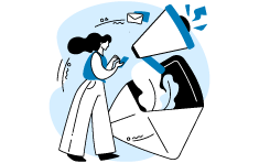 Récoltez des adresses mail